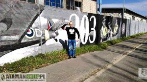Kolekcja Patriotyczna Koszulki Dywizjon 303 wAtamanShop.pl
