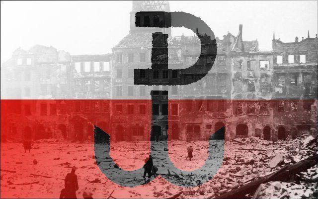 POLSKA WALCZĄCA! PW 1944 Cześć iChwała Bohaterom ! AtamanShop.PL