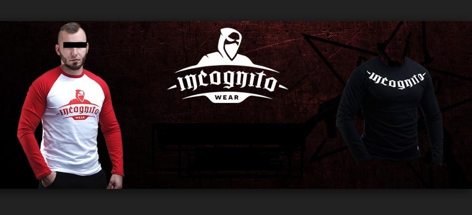 Bardzo dobry Incognito Wear Uliczne ubrania w najlepszym wydaniu   AtamanShoppl MC95