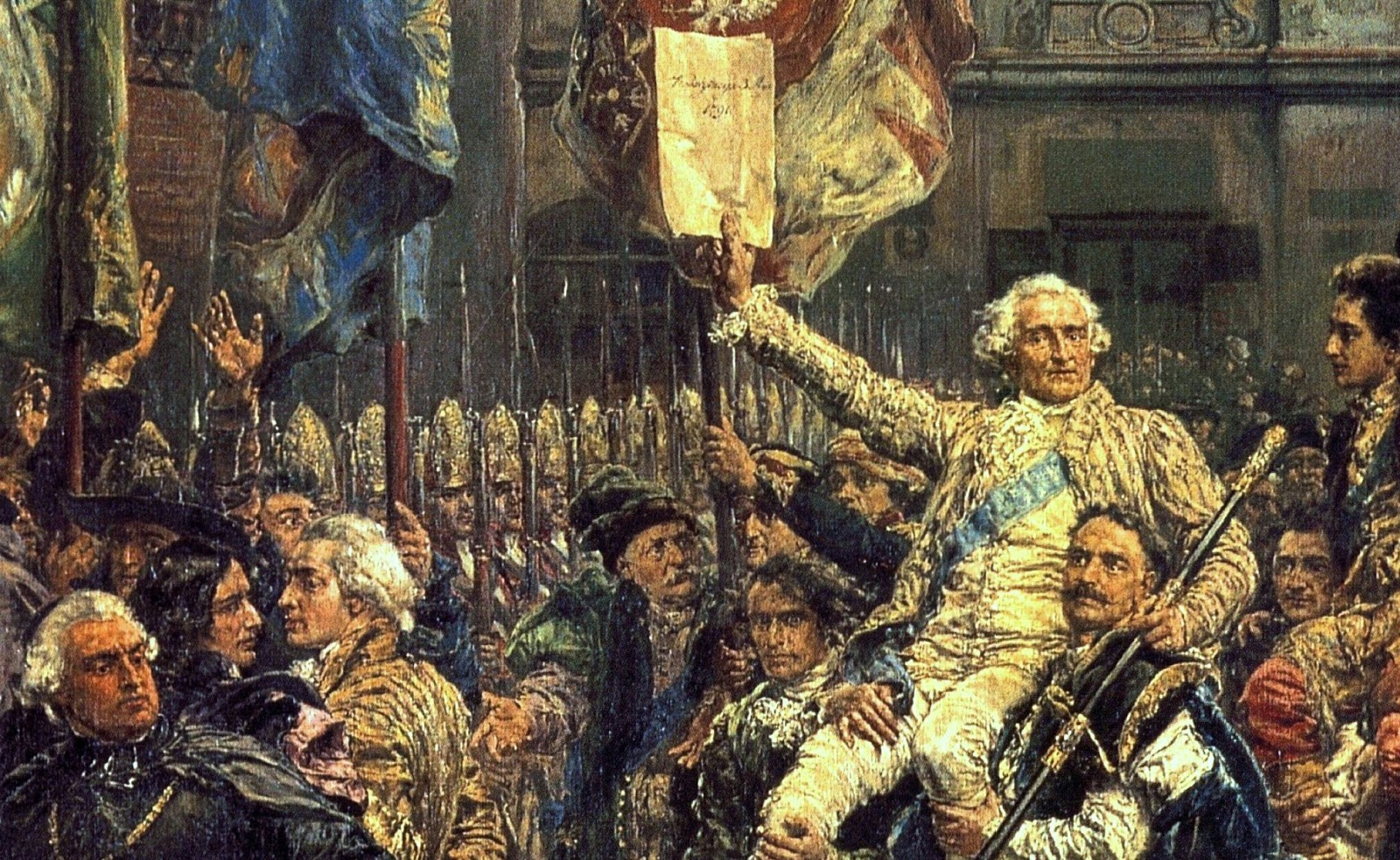 Konstytucja 3 maja, Liberum Veto | AtamanShop.pl!