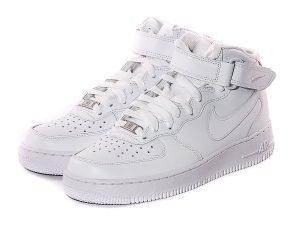 Nike Air Force 1 Mid 315123-111 Buty sportowe Obuwie Najlepszej jakości | Promocje wAtamanShop.pl