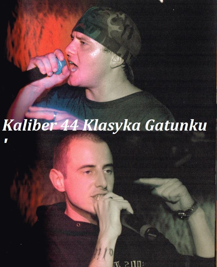 Kaliber 44 czyli Abra Dab, Joka, Jajonasz, Gan, Mag Magik, Dj Feel- X ! Katowice! | AtamanShop.pl