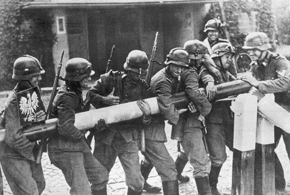Niemiecka agresja naPolskę początkiem II wojny światowej | AtamanShop.pl