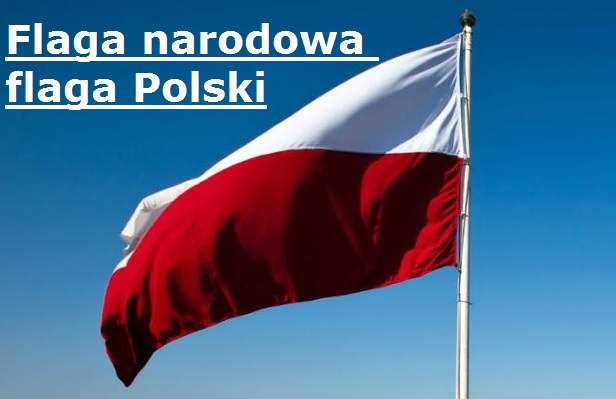 Flaga narodowa – flaga Polski | AtamanShop.pl