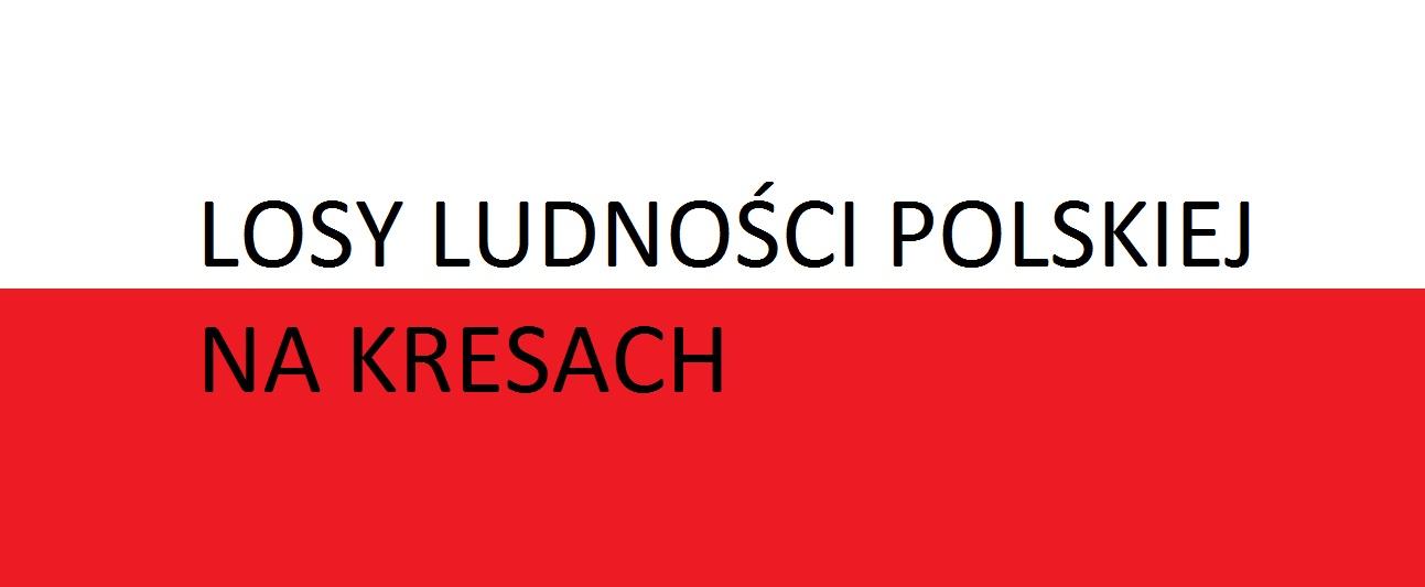 Losy ludności polskiej naKresach  . . .