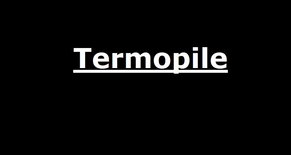 Termopile . . .  | AtamanShop.pl