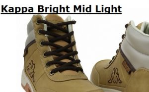 Buty Zimowe Kappa Bright Mid Light 242075-4141 | AtamanShop.pl