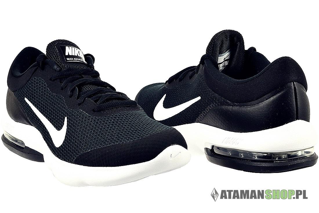 Buty Sportowe Nike Air MaxAdvantage 908981 001 | Blog Patriotyczny