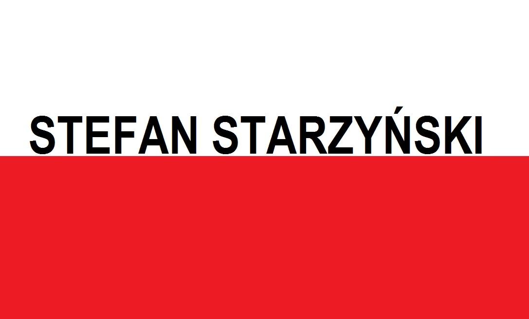 Stefan Starzyński . . . | AtamanShop.pl