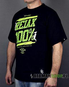 Koszulka Ciemna Strefa 100 procent relax CD  RPK | Blog Hip Hop