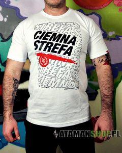 Tshirt klasyczny Ciemna Strefa kolekcja wiosna 2018 CSRPK | Blog Hip Hop